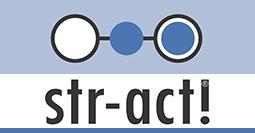 Str-act Logo